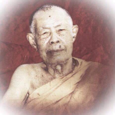 Pra Ajarn Nong of Wat Sai Khaw