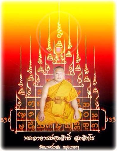 Pra Ajarn Supasit Wat Bang Nam Chon