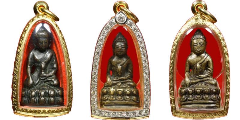 Pra Kring Buddhas