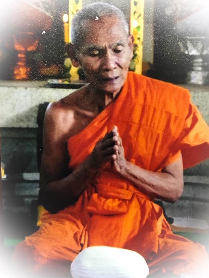 Luang Phu Waen Gaay Wat Ampin Kampuchea