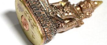 Pra Kring Emerald Buddha Amulet